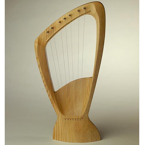 コロイ キンダーハープ 7弦 音楽 楽器 ライヤー シュタイナー ハープ 子ども 幼児 誕生日プレゼント 男の子 女の子 知育 子供 プレゼント 女 男 教育|おもちゃ 楽器おもちゃ 玩具 ギフト 出産祝い 誕生日 音の出るおもちゃ 楽器のおもちゃ 知育玩具 木製 オモチャ こども