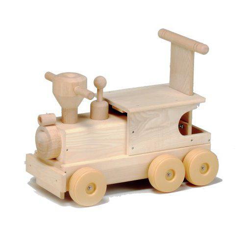 送料無料 乗用玩具 乗り物 手押し車 MOCCO 森の機関車 木のおもちゃ 木製 足けり 子供 出産祝い 誕生日プレゼント 誕生日 男の子 男 女の子 女 1歳 2歳 3歳 | 幼児 オモチャ 一歳 二歳 乳児 ベビーウォーカー ベビー 赤ちゃん 室内 おもちゃ 足けり乗用玩具 足蹴り乗用玩具