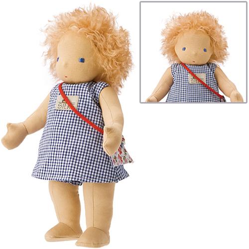 送料無料 抱き人形 おもちゃ シルケ フレンド・マチルダ 子供 ドイツ 誕生日プレゼント 誕生日 女の子 女 出産祝い 2歳 3歳 4歳 | キッズ 二歳 ギフト 人形あそび お人形 クリスマスプレゼント クリスマス