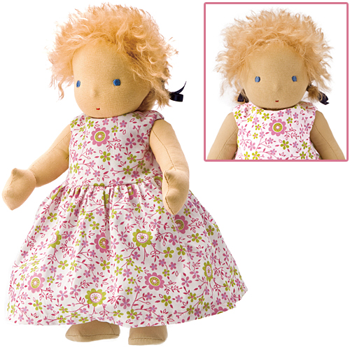 送料無料 抱き人形 おもちゃ シルケ フレンド・ヘレーネ 子供 ドイツ 誕生日プレゼント 誕生日 女の子 女 出産祝い 2歳 3歳 4歳 | キッズ 二歳 ギフト 人形あそび お人形 クリスマスプレゼント クリスマス