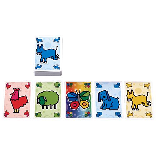 カードゲーム アミーゴ ココタキ 子供 おもちゃ ドイツ 誕生日プレゼント 男の子 女の子 4歳 5歳 子ども こども 幼児 バースデー バースデイ ギフト オモチャ 四歳 4才 五歳 5才 テーブルゲーム カード ゲーム 遊び | 知育玩具 誕生日 プレゼント 玩具 知育 キッズ 出産祝い