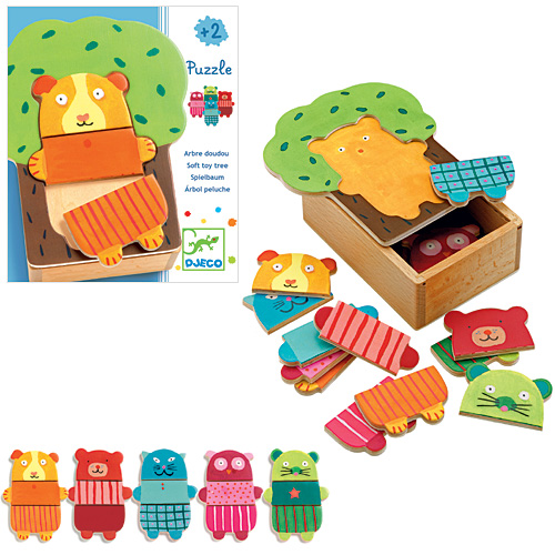 ラッピング無料 知育玩具 パズル 2歳 3歳 子供 新品 送料無料 キッズ 誕生日プレゼント 誕生日 男の子 男 女の子 女 木のおもちゃ 木製 知育 クリスマス 2020モデル 幼児 二歳 ギフト クドゥリーパズル DJECO こども オモチャ 子ども 木 木製玩具 玩具 ジェコ社 ツリー 三歳 動物パズル どうぶつパズル 出産祝い おもちゃ