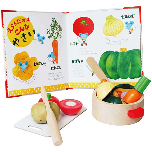 エドインター おままごと キッチン ごっこ遊び 木のおもちゃ 木製 子供 ままごと おままごとセット 誕生日プレゼント 女の子 出産祝い おもちゃ ままごとセット 3歳 オンラインショップ 4歳 えほんトイっしょ 木製玩具 食材 女 5歳 知育 オモチャ おトク チーズくんのおいしいスープ プレゼント 誕生日 玩具 こども 知育玩具