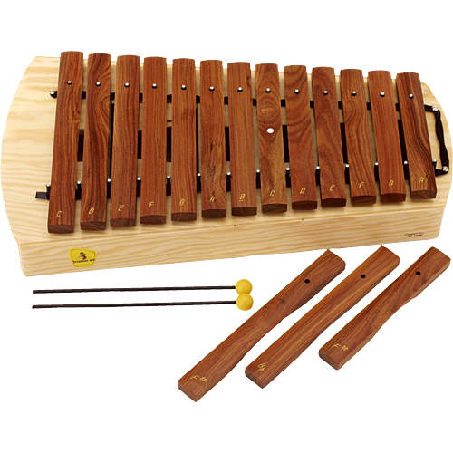 送料無料 楽器 音楽 スタジオ49 卓上シロフォン アルト 鉄琴 ドイツ 子供 誕生日プレゼント 誕生日 男の子 男 女の子 女 出産祝い 3歳 4歳 5歳 小学生|音の出るおもちゃ プレゼント おもちゃ 玩具 幼児玩具 海外 知育玩具 知育 木製 木のおもちゃ 幼児 楽器おもちゃ 楽器玩具