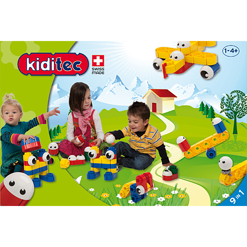 送料無料 ブロック おもちゃ 1歳 2歳 3歳 子供 赤ちゃん 誕生日プレゼント 誕生日 男の子 男 女の子 女 テクノブロック社 キディテック ナーサリー   オモチャ 出産祝い ベビー ベビーオモチャ 一歳 1歳半 幼児 キッズ 組み立てる 知育玩具 子ども玩具 こども ベビートイ