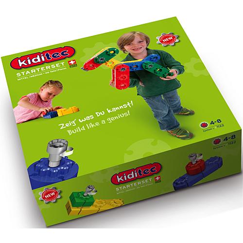 送料無料 ブロック おもちゃ 4歳 5歳 小学生 子供 誕生日プレゼント 誕生日 男の子 男 女の子 女 テクノブロック社 キディテック ミディアム | 知育玩具 6歳 幼児 知育 こども キッズ 組み立てる 子ども ギフト オモチャ 6才 クリスマス プレゼント クリスマスプレゼント