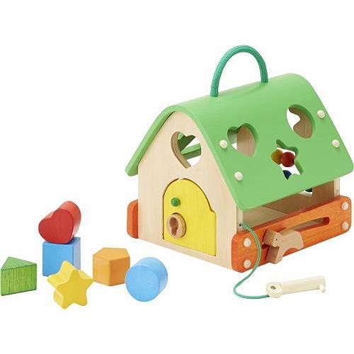 ラッピング無料 積み木 ブロック 木のおもちゃ 型はめ 木製 積木 つみき 子供 赤ちゃん 出産祝い 1歳 2歳 3歳 誕生日プレゼント 誕生日 ベビー 男の子 並行輸入品 知育玩具 男 子ども 女の子 ギフト オモチャ そろばん 幼児 エドインター 女 二歳 一歳 あそびのおうち セットアップ 型はめパズル