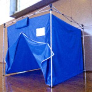 おたすけテント2 床面幕なしOTA/3W(2.4m×2.4m)