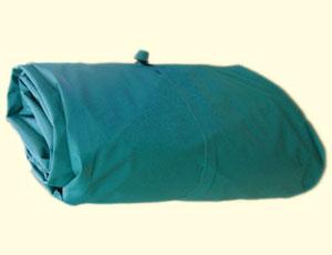 中型車用トラックシート3450×4500軽量帆布