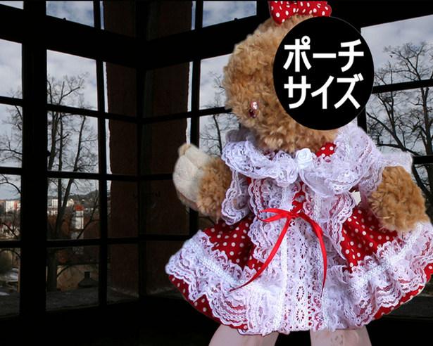 Pattern pattern possis (26 cm) plush dress and suit costume (5 Pa + se)