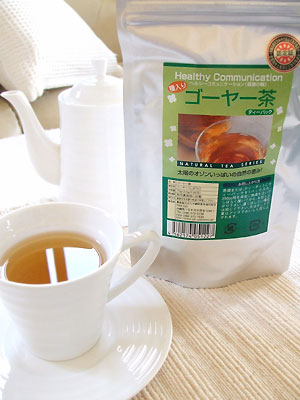 冲绳岛戈雅茶茶叶袋乐活货物 fs04gm