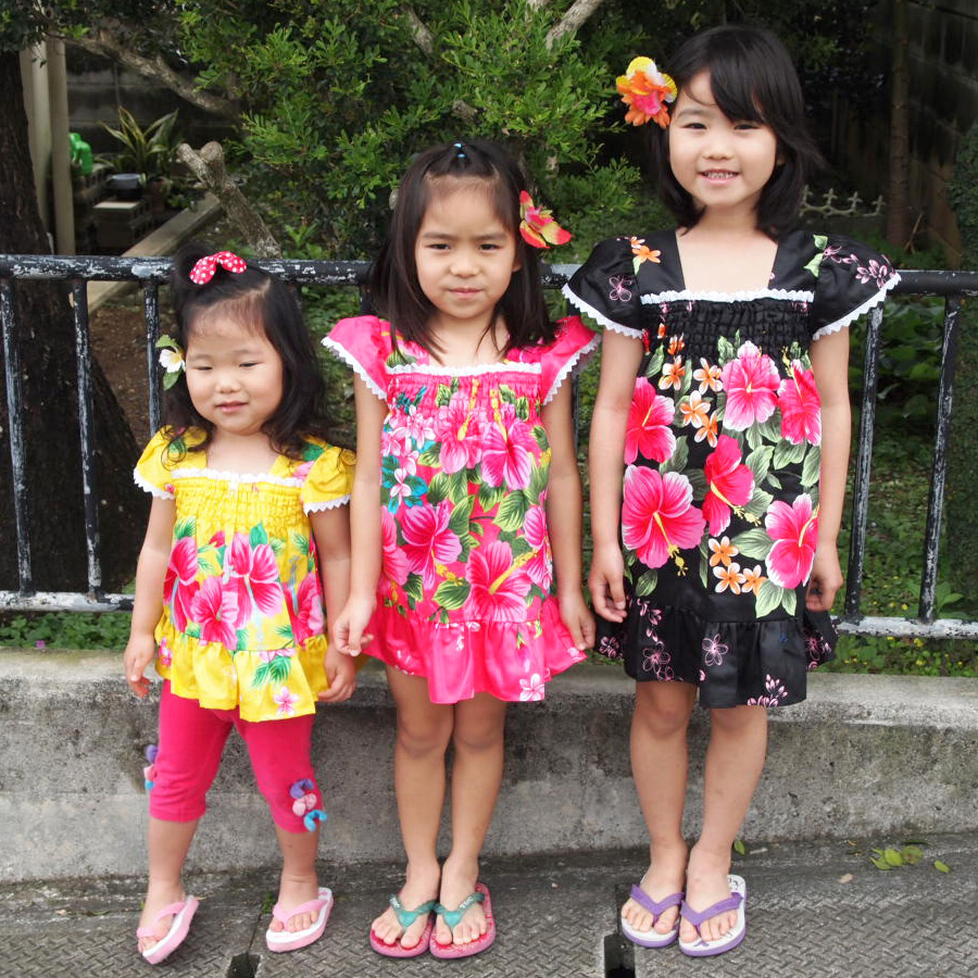 41d0eab361c Rojas product fs3gm of child service muumuu dress Okinawa