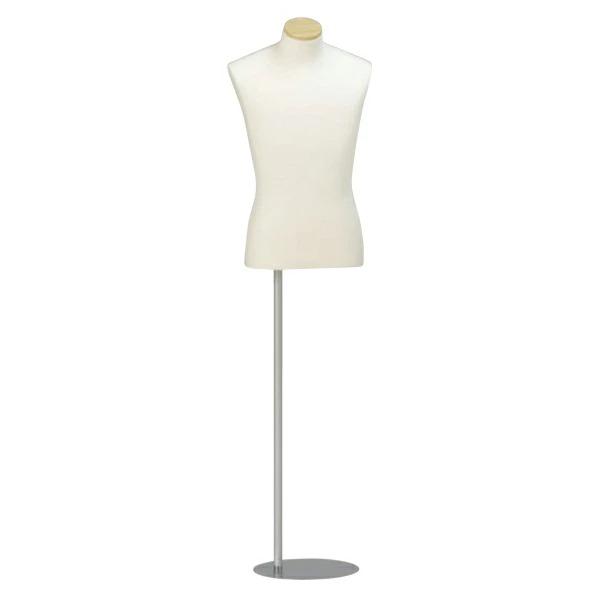 リーズナブルボディ 紳士 BM1-76 直立タイプ トルソー メンズ 衣装 コスプレ 洋服