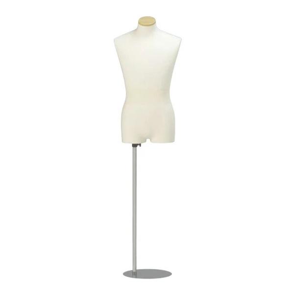 リーズナブルボディ 紳士 PM1-76 直立タイプ トルソー メンズ 衣装 コスプレ 洋服