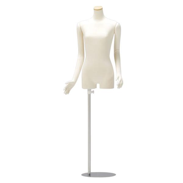 ジュニアボディ JRT1-A18-76 直立タイプ うで付 子ども 手芸 フリマ 洋服