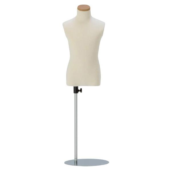 リーズナブルボディ 子供 N1-9-5Y 直立タイプ トルソー キッズ 衣装 コスプレ 洋服 5Y