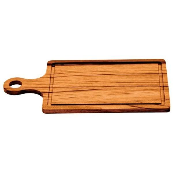 トラモンティーナ シュラスコ カッティングボード 取手付 40cm 34669100 まな板にもトレーにもなるおしゃれなキッチンウェア