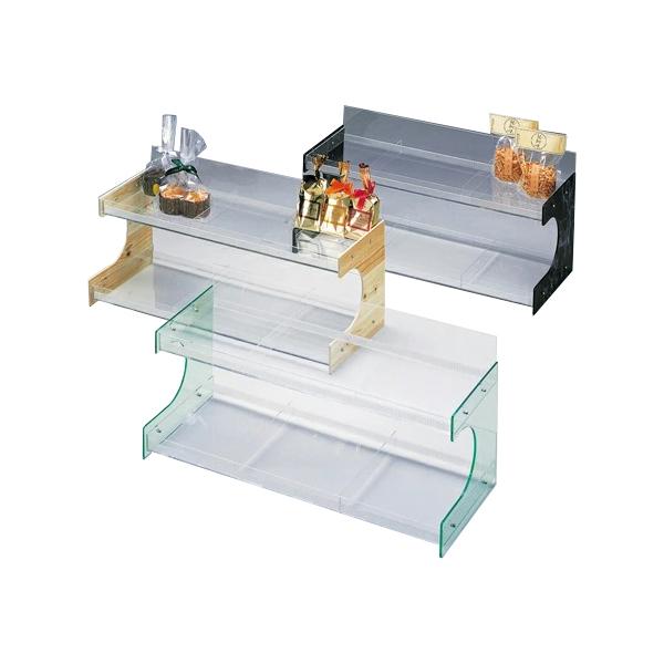 マルチパーパス台 A010 多目的 ディスプレイ  ガラス色