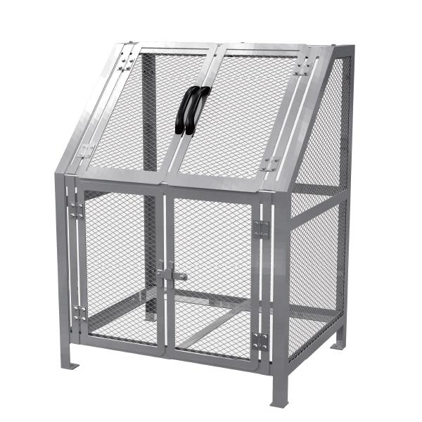ジャンボメッシュ600 ST600 お客様組み立て品 大型ごみ集積用品