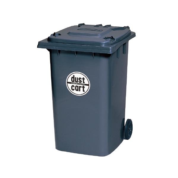 ダストカート360 KT360 ゴミ集積所まで運搬に便利なスマートカート ダークグレー