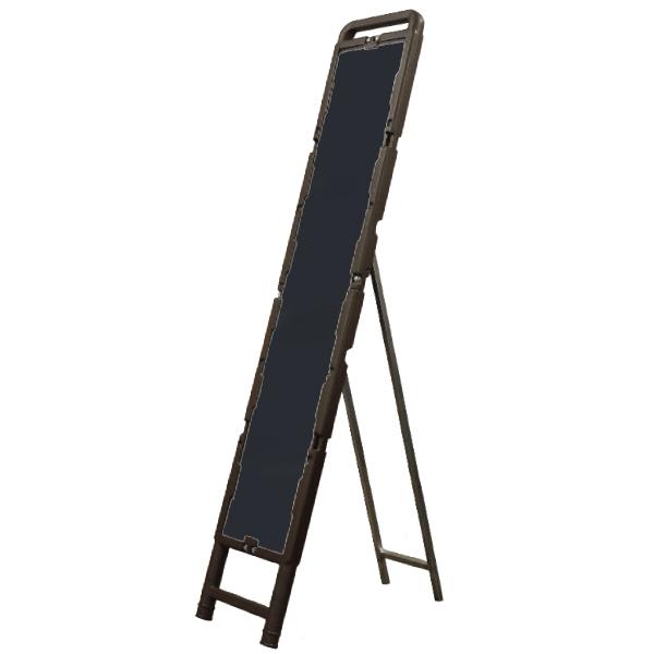 スリムブロー看板 BS-01C ブラックボード サイン 片面 樹脂製 マーカー用 マグネットOK