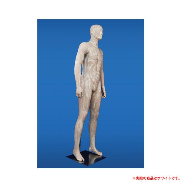 メンズ 直立マネキン ST-M-10 紳士 男性 スポーツウエア用 トルソー 店舗 業務用