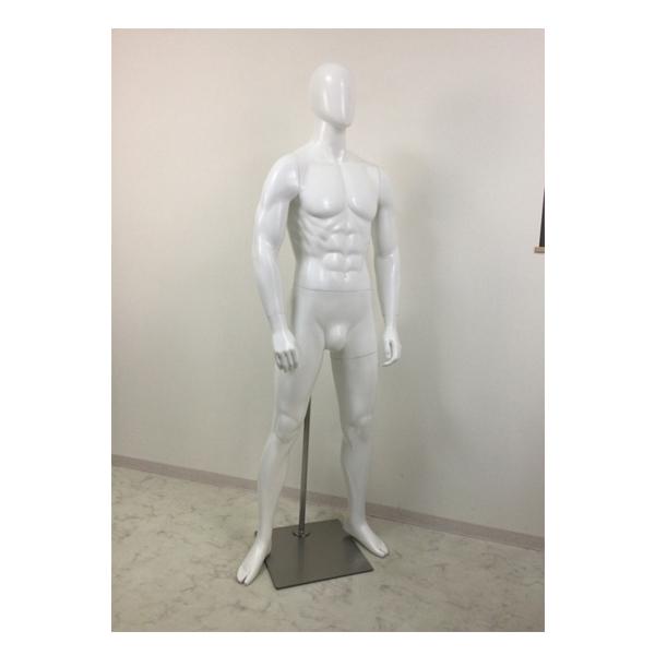 メンズ ゴリマッチョ マネキン ST-M-46 男性 スポーツウエア用 トルソー 店舗 業務用