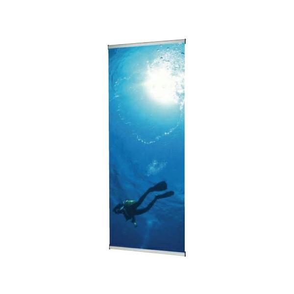 BLUE Banner SS90 160016 組立式 バナースタンド 片面