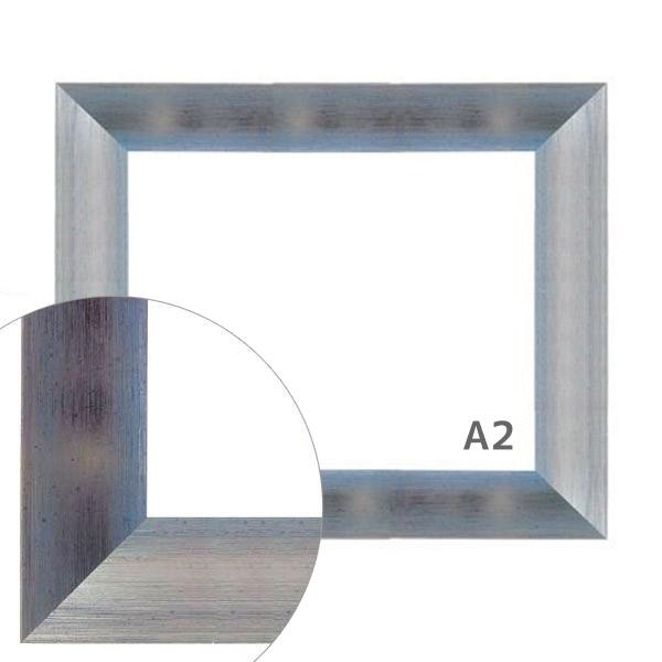 額縁eカスタムセット標準仕様 D-44100 作品厚約1mm~約3mm、高級ポスターフレーム A2