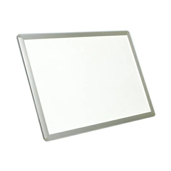 B2/ピュアパネル LEDラクライトパネル 作品厚2mmまで  (選べるフレームカラー)