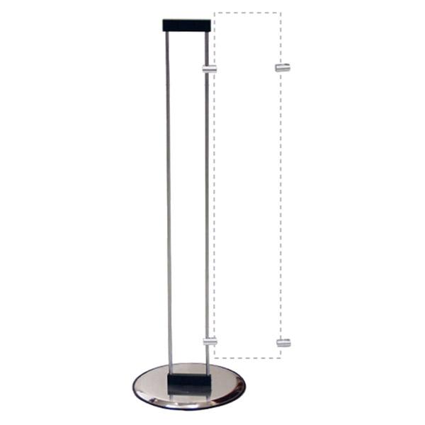 クリエイティブサインズタワー オプション拡張パイプ H9 CSS-H9 店舗看板 スタンド 個人宅配送不可
