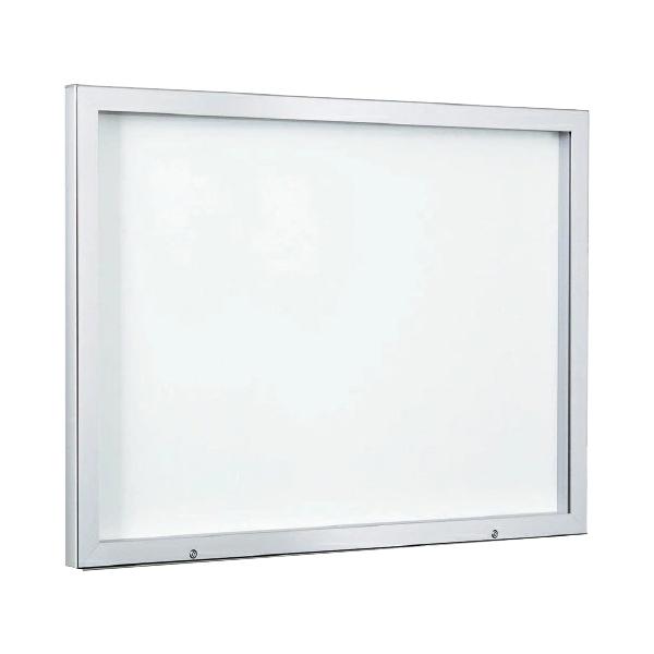 壁面掲示板 A1ヨコ 6628 屋外 直付け はね上げ ヨコ 個人宅不可 法人配送のみ (選べる仕様)