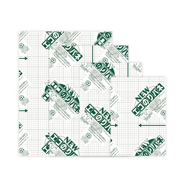 ニューエコのりパネ 5mm厚 3×6 のり付きボード エコマーク認定商品 【6枚セット】