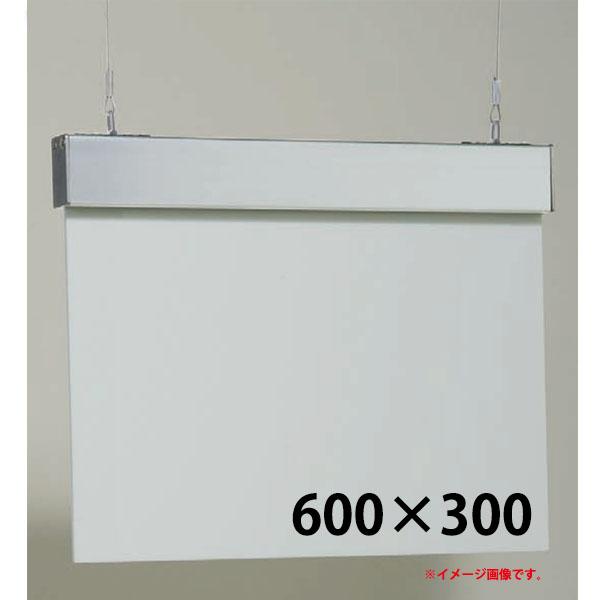 吊り下げサイン 600×300 7S707 屋内 両面 吊り下げ  個人宅配送不可
