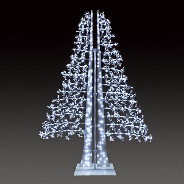 【★超目玉】 LEDストリング アビエスツリー2枚 ALS-TRABI-2 組立式 常時点灯 防雨仕様 100V 100V 常時点灯【要在庫確認 ALS-TRABI-2】, シグマ コンタクト:810a4722 --- celebssnapchat.com