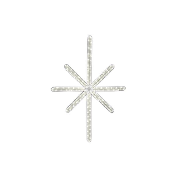 LEDロープライト ブライトスターB(小) ALRM-ST-BTBS 5ヶセット 一体型 常時点灯 防雨仕様 100V 【要在庫確認】