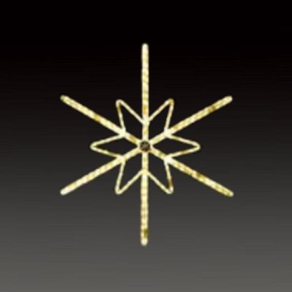 LEDロープライト ツインクルスノーフラッシュ(中) ALRM-TC-SFSM 6ヶセット 【要在庫確認】