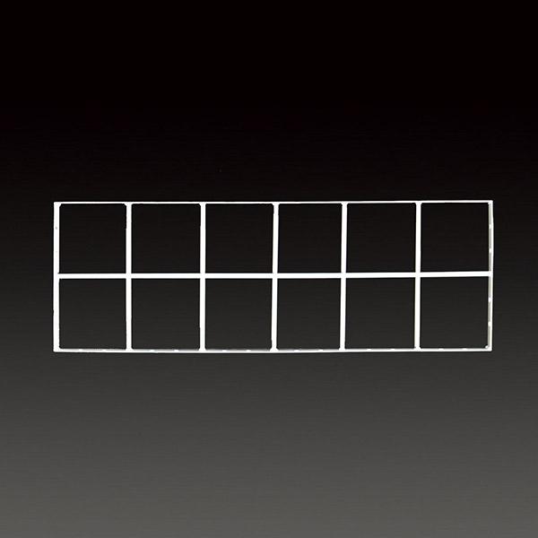 パズルフレーム90 APUZ-90 6ヶセット イルミネーション オプション 【要在庫確認】