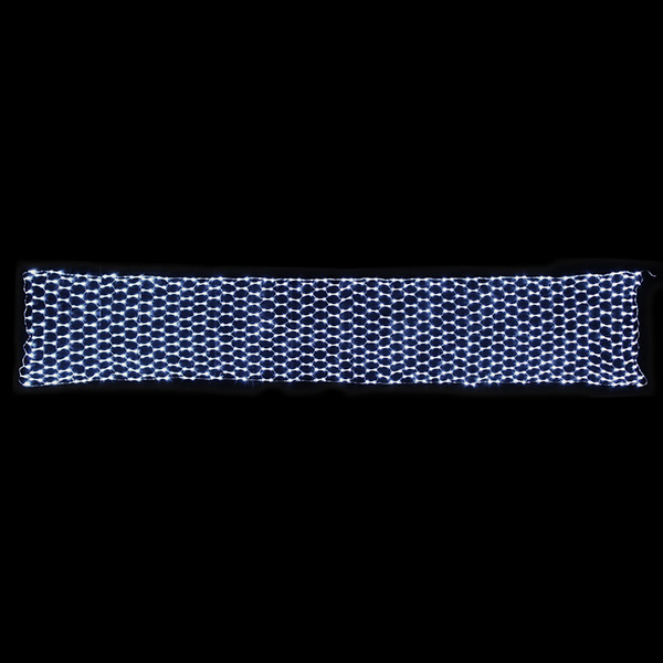 LED チェーシングネットライト ホワイト ALNL-CW 5ヶセット IP65VSN 連結不可 防雨仕様 100V 【要在庫確認】