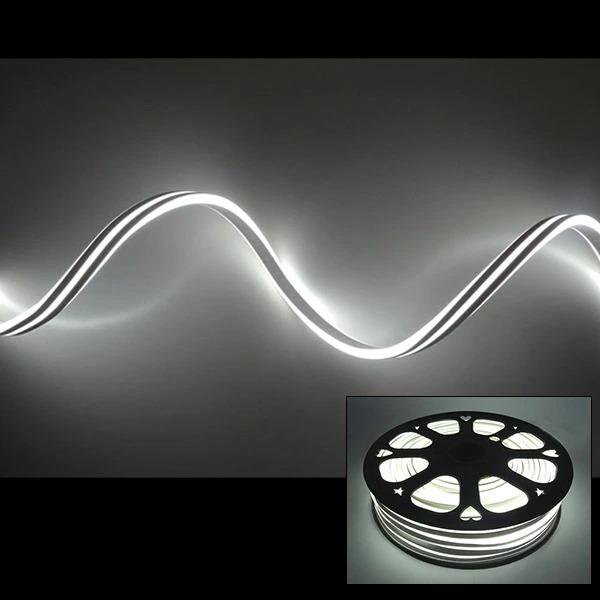 LED フレキシネオンダブルライト30m巻 AFLN-30W ホワイト(選べるカラー) 防雨仕様 100V 【要在庫確認】