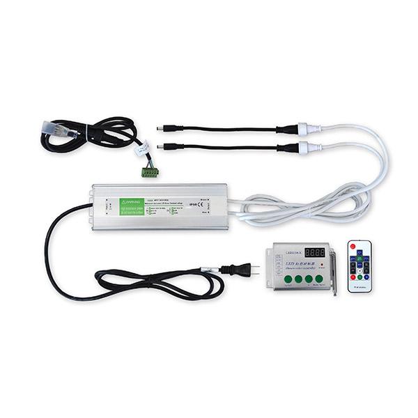 LEDフレキシネオンダブルライトフルカラー用コントローラー AFLN-F-CON 【要在庫確認】