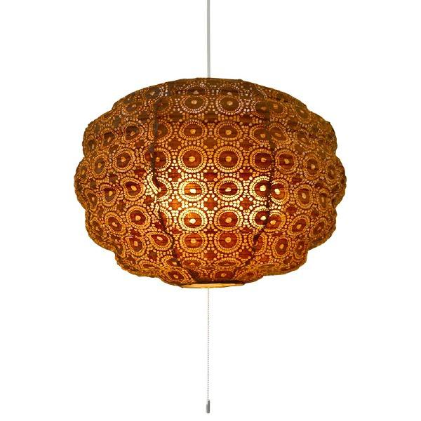ペンダントライト soraBR SPN3-1069 和風照明 和室 和紙 おしゃれ 美濃和紙