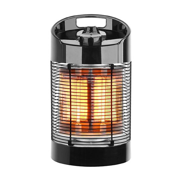 ベビーサラマンダー(小型) 600W 赤外線ヒーター 完全防水 屋外 100V 暖房
