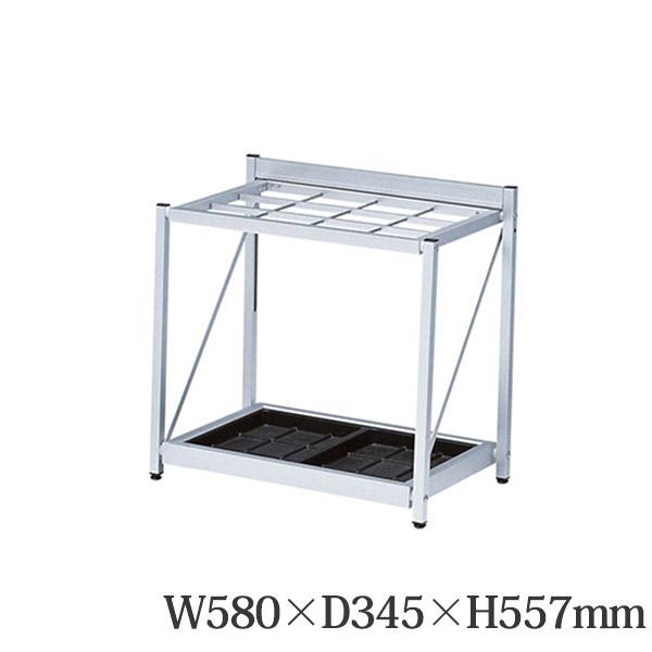 折り畳み式傘立てA 12本立 230-0440 屋内用 収納可能 折り畳み式