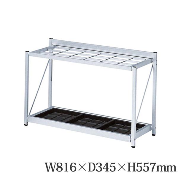 折り畳み式傘立てA 18本立 230-0450 屋内用 収納可能 折り畳み式