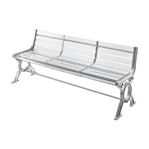 エアーベンチ LW・背付 LW245-0001 施設用 屋外用