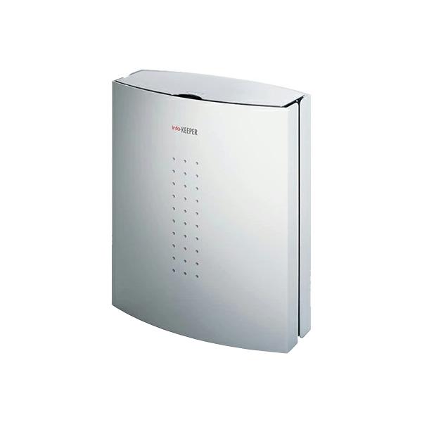 UNIT(ユニット) 0280-00465 郵便ポスト上入横出 防滴仕様 右開き ビジネスサイズ封筒対応(選べるカラー)