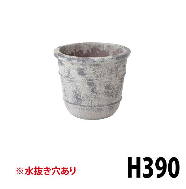 アンティーク調ポット大 36821100 LAM-05L 大型陶器の鉢 トラッド