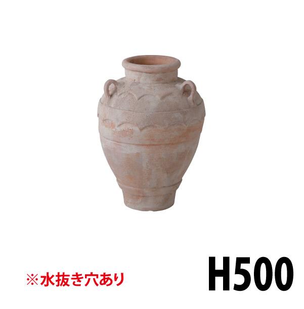 テラコッタポット 36788700 LAM-T01 大型陶器の鉢 オイルジャー