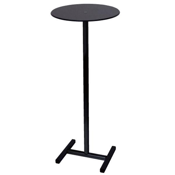 ブラックスマートテーブル H990 BSMTB-H990 展示台 記帳台 什器 サンプル台 個人宅配送不可